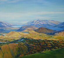 Coronet Panorama by Dai Wynn