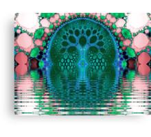 Trees II:  Calming Influence Canvas Print