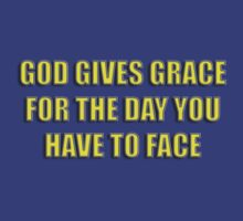 grace to face by dedmanshootn