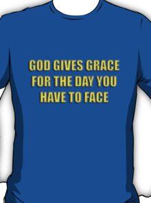 grace to face T-Shirt