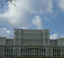 The Romanian Parliament - Casa Poporului by TigerOPC