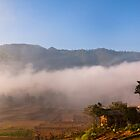 as the fog lifts  by SRana
