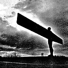 Angel of the North by David  Parkin
