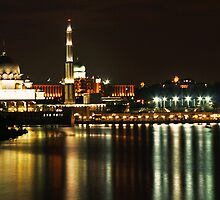 Putrajaya Night Cityscape by SCDigitalPhoto