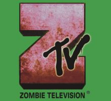 Zombie TV by Renars Slavinskis