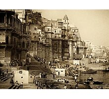 Varanasi 2010 Photographic Print