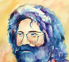 jerry garcia by Brian Degnon
