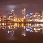 Pdx {Foggy Nights} by Ritchie Belleque