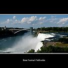 Niagara Falls - American Falls by Rose Santuci-Sofranko