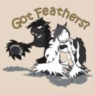 Got Feathers? 2 by Diana-Lee Saville