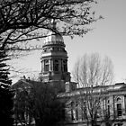 State Capital Cheyenne Wyoming by Sue Hays
