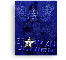 Starman Jr. - Professional Superhero Canvas Print