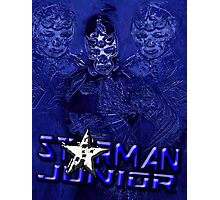 Starman Jr. - Professional Superhero Photographic Print