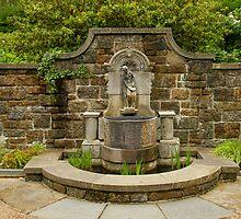 Winterthur Fountain by Marilyn Cornwell