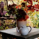 The Way of Tea by Cathy  Walker