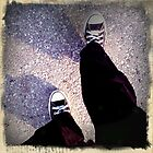 """Chucks"" by ThomasBlair"