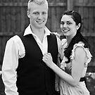 Joe and Laura by DonDavisUK