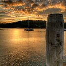 Dock In The Bay - Newport,Sydney - The HDR Experience by Philip Johnson