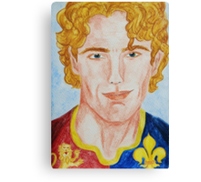 Edward II. Canvas Print