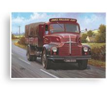 Leyland Comet 1949 Canvas Print