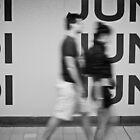 Bondi Junction train station, Sydney by Distan
