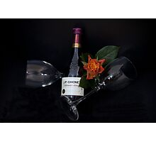Days of wine and roses by Andy Williams Photographic Print
