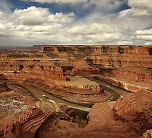 Dead Horse Point by Wojciech Dabrowski