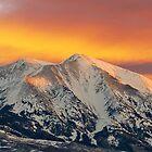 Twin Peaks by Wojciech Dabrowski