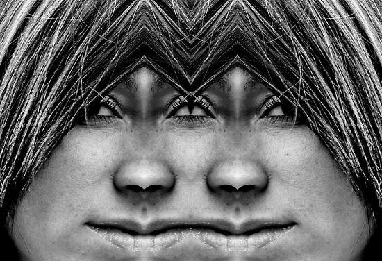 Ajna  (third eye) by ulryka