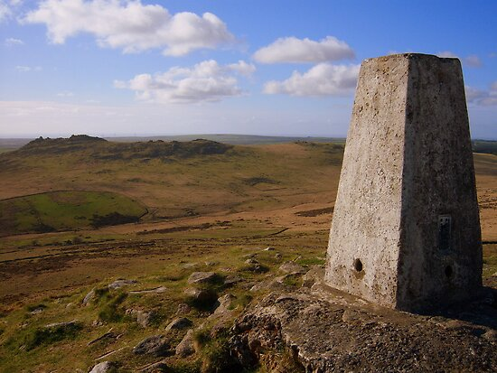 Cornwall: The Highest Point in the County by Rob Parsons