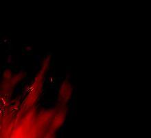 Bottlebrush Flames by BoB Davis