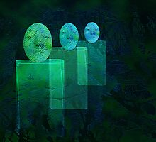Eggheads by Marlies Odehnal