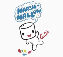 Marshmallow Cutie by Andi Bird