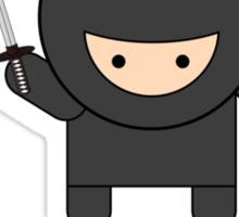 it's ok i'm a ninja Sticker