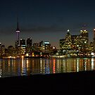 Toronto.......... in her evening dress... by Larry Llewellyn