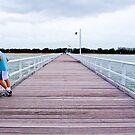 The Pier. by Margaret Stevens