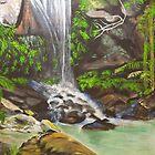 Falls by CaDra