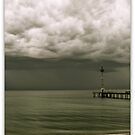 Brighton Beach Storm by KOOKIMOON
