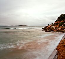 Edge of Reality - Pt Lonsdale Victoria by Graeme Buckland