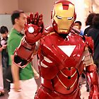Iron Man by jeanricafort