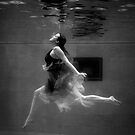 Underwater dancer by Rachel Bailey