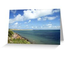 Kerry Shoreline Greeting Card