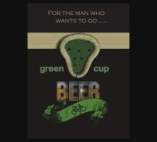 Green Cup Beer by Jim Ferringer