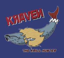 Kraven the Krill Hunter by Malc Foy