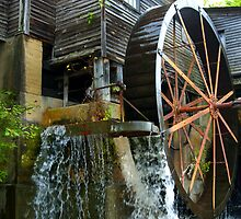 Pigeon Forge Grist Mill by ©  Paul W. Faust
