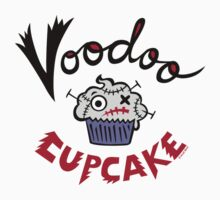 Voodoo Cupcake by Andi Bird