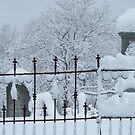 Chapel Hill Cemetery, Corning, Ohio by Chad Wilkins