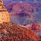 Grand Canyon - Point Sublime Sunrise by Kellypix
