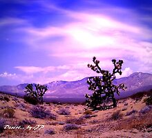 Desert by Jean Paul LeBlanc