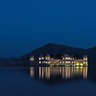 (Jal Mahal) Water Palace by prasitmankad
